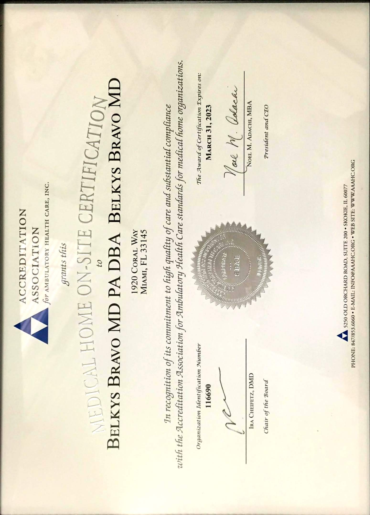 Dr belkys bravo video medical home certification autism mastery certificate xflitez Images